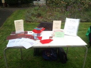 My Poetry Stall
